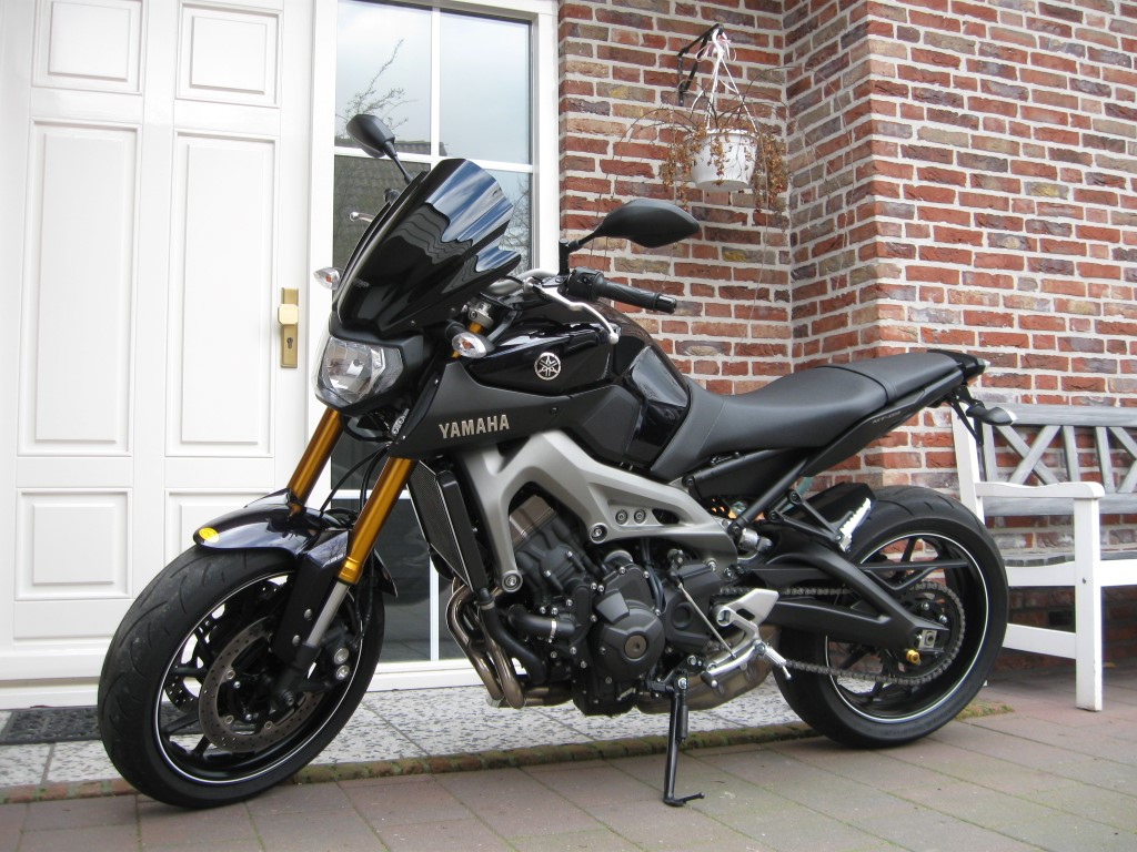 YAMAHA MT-09 ABS 03-2015